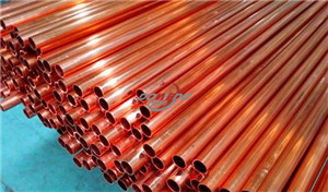 Straight Copper Pipes